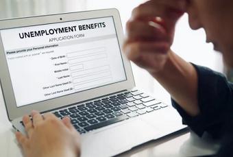 unemployment application