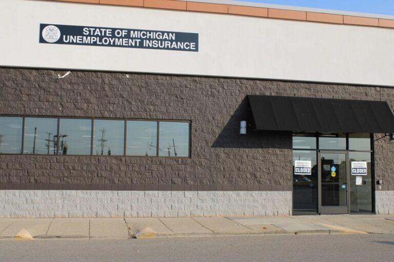 Michigan unemployment insurance office