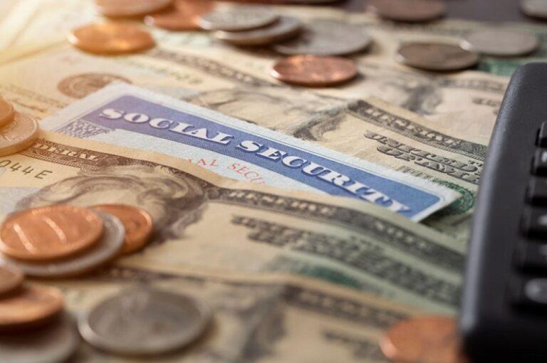 Social security payment